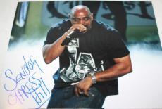 Cypress Hill signed 2 11 x 14, B-Real, Sen Dog, COA
