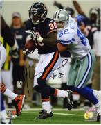 """Chicago Bears DJ Moore Autographed 8"""" x 10"""" Photograph"""