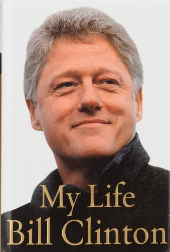 Bill Clinton Autographed My Life Book with 11-1-2016 Inscription - PSA/DNA LOA