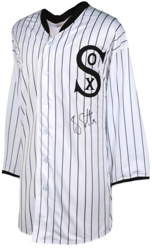 Ray Liotta Autographed Chicgao Whte Sox Field of Dreams Jersey - BAS COA