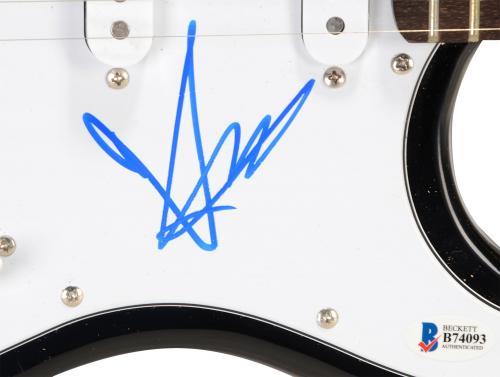 Chris Cornell Autographed Electric Guitar - BAS COA