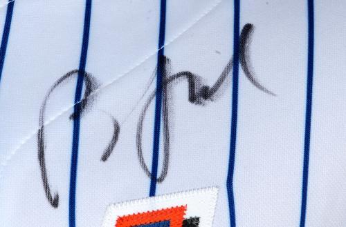 Billy Joel Autographed New York Mets Jersey - BAS COA