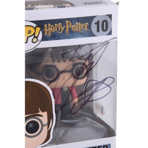 Daniel Radcliffe Harry Potter Autographed #10 Funko Pop! - BAS