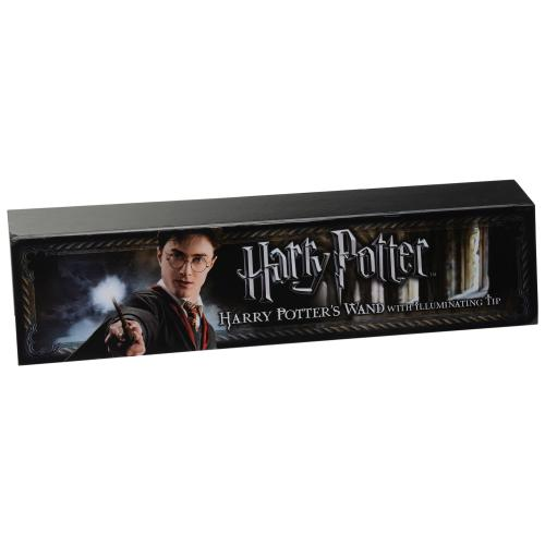 Daniel Radcliffe Harry Potter Autographed Illuminating Wand Signed in Blue Ink - BAS
