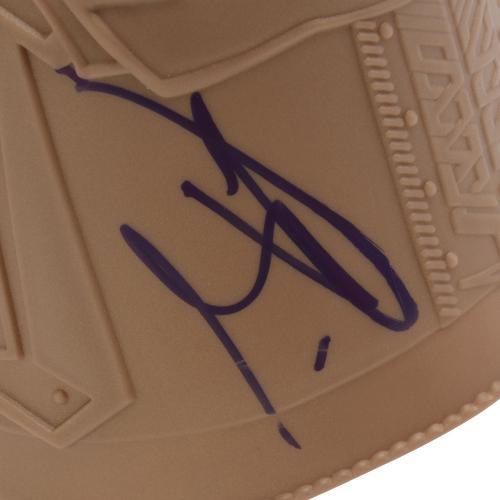 Josh Brolin Marvel Avengers End Game Autographed Thanos Replica Gauntlet - BAS