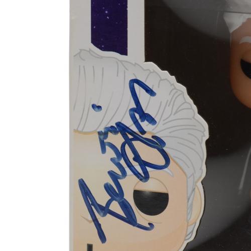 Benicio Del Toro Guardians of the Galaxy Autographed The Collector #77 Funko Pop! - BAS