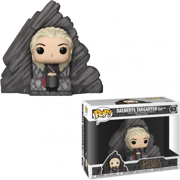 Daenerys Targaryen Game of Thrones #63 Funko Pop!