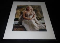 Daenerys Targaryen Game of Thrones Framed 16x20 Poster Display Emilia Clarke