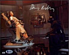 Daisy Ridley Signed Star Wars The Force Awakens 8x10 Photo 7 - Rey Beckett BAS