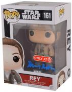 Daisy Ridley Autographed Star Wars The Force Awakens POP #161 FUNKO