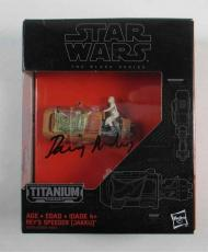 Daisy Ridley Star Wars Force Awakens Autographed Signed Rey's Speeder PSA/DNA