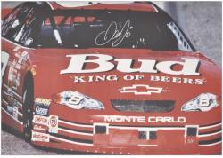 Earnhardt, Dale Jr Auto (car Shot) Canvas