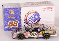 Dale Jarrett #88 Clear UPS NASCAR 1:24 Diecast Car
