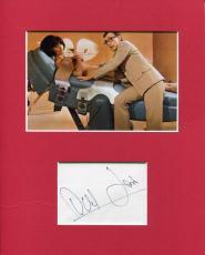 Daliah Lavi Casino Royale James Bond Sexy Rare Signed Autograph Photo Display