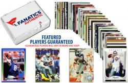 Dallas Cowboys Team Trading Card Block/50 Card Lot - Mounted Memories