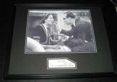 Dame Wendy Hiller Signed Framed 16x20 Photo Poster Display JSA