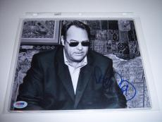 Dan Aykroyd Ghostbusters,blues Brothers Psa/dna Signed 8x10 Photo