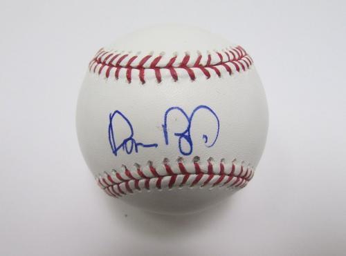 Dan Akroyd Ghostbusters Actor Signed OML Baseball JSA 138458