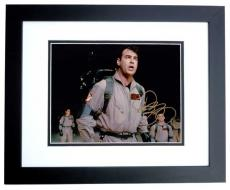 Dan Aykroyd Signed - Autographed GHOSTBUSTERS 8x10 Photo BLACK CUSTOM FRAME