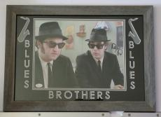 Dan Aykroyd Autographed Signed 11x14 Framed 14x20 The Blues Brothers JSA