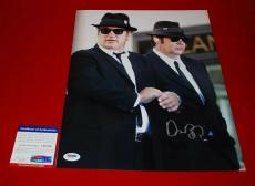 DAN AYKROYD blues brothers ghostbusters coneheads signed PSA/DNA 11x14 1