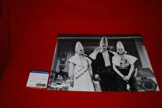 DAN AYKROYD blues brothers ghostbusters coneheads signed PSA/DNA 11x14 8