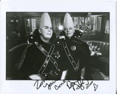 Dan Aykroyd Coneheads Ghostbusters Blues Brothers Signed Autograph Photo Display