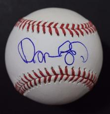 Dan Aykroyd GHOSTBUSTERS BLUES BROTHERS Autographed MLB Signed Baseball JSA D