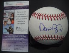 "Dan Aykroyd ""ghostbusters"" Movie Legend Signed Autograph Romlb Baseball Jsa Coa"