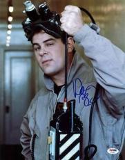 Dan Aykroyd Ghostbusters Signed 11X14 Photo PSA/DNA #U70930