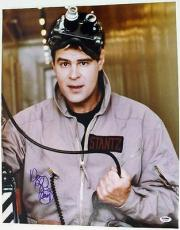 Dan Aykroyd Ghostbusters Signed 16X20 Photo Autograph PSA/DNA #Q11484