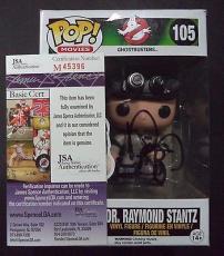 "Dan Aykroyd ""ghostbusters"" Signed Autographed Pop! Movies Figure Jsa Coa Rare B"