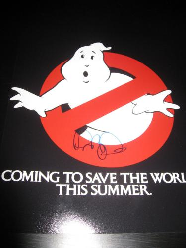 DAN AYKROYD SIGNED AUTOGRAPH 8x10 PHOTO GHOSTBUSTERS PROMO IN PERSON COA AUTO D