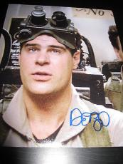 DAN AYKROYD SIGNED AUTOGRAPH 8x10 PHOTO GHOSTBUSTERS PROMO IN PERSON COA AUTO G