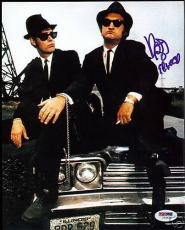 Dan Aykroyd Signed Autograph 8x10 Photo Psa/dna Elwood Blues Brothers