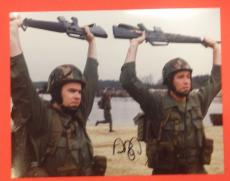 Dan Aykroyd Signed Autographed 11x14 Photo Ghostbusters Spies Like Us #6 Proof