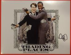 Dan Aykroyd Signed Autographed 11x14 Photo Ghostbusters Trading Places #5 Proof
