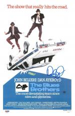 Dan Aykroyd Signed Blues Brothers Autographed 11x17 Movie Poster PSA/DNA#AC68346