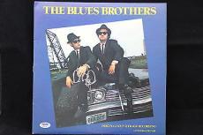 Dan Aykroyd signed Blues Brothers LP Album autograph PSA/DNA Y85289