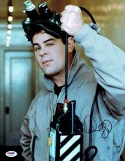Dan Aykroyd Signed Ghostbusters Authentic Autographed 11x14 Photo PSA/DNA#X06789