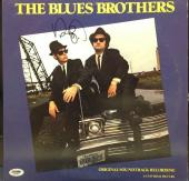 Dan Aykroyd Signed The Blues Brothers Album Soundtrack PSA/DNA #X33355