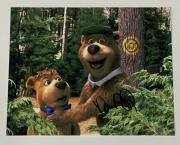 Dan Aykroyd Signed Yogi Bear 8x10 Photo Autographed Proof Rare