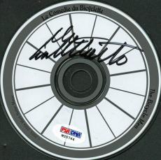 Dan Castellaneta Signed Bicycle Men Cd Autographed PSA/DNA #W25744