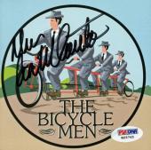 Dan Castellaneta Signed Bicycle Men Cd Booklet Cover PSA/DNA #W25745