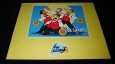 Dan Castellaneta Signed Framed 16x20 Photo Display JSA Simpsons Homer Simpson