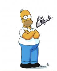 Dan Castellaneta The Simpsons Signed 8X10 Photo BAS #B03658