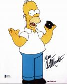 Dan Castellaneta The Simpsons Signed 8x10 Photo BAS #C63111