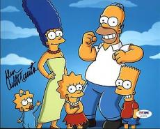 Dan Castellaneta The Simpsons Signed 8X10 Photo PSA/DNA #AC17276