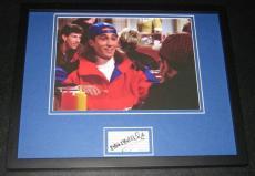 Dan Cortese Signed Framed 11x14 Photo Display Seinfeld