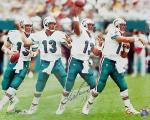 "Dan Marino Miami Dolphins Autographed 16"" x 20"" Exposure Photograph"